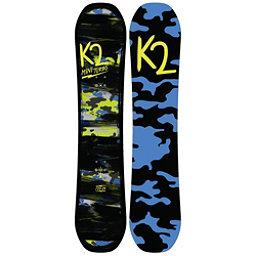K2 Mini Turbo Boys Snowboard 2019, 120cm, 256