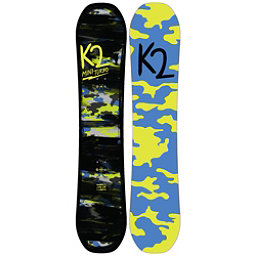K2 Mini Turbo Boys Snowboard 2019, 130cm, 256