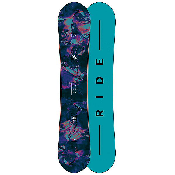 Ride Rapture Womens Snowboard, , 600