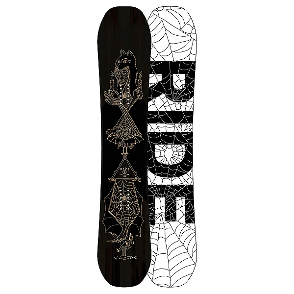 Ride Wild Life Snowboard 2018, 154cm, 600