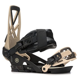 Ride Capo Snowboard Bindings 2018, Tan, 256
