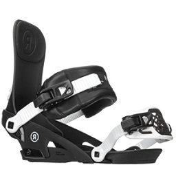 Ride Rodeo Snowboard Bindings 2018, Black, 256