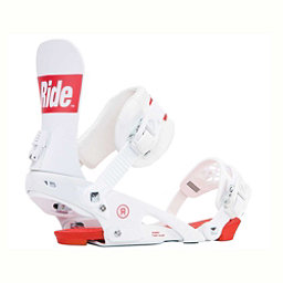 Ride Rodeo Snowboard Bindings 2018, White, 256