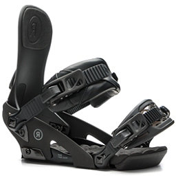Ride Fame Womens Snowboard Bindings 2018, Black, 256