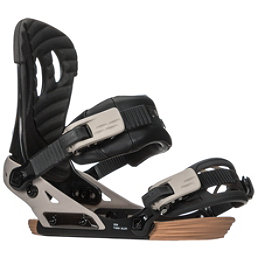 Ride VXN Womens Snowboard Bindings 2018, Black, 256