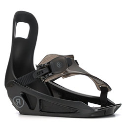 Ride Micro Kids Snowboard Bindings 2018, Black, 256