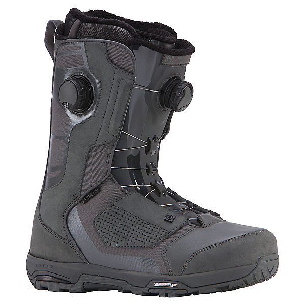 Ride Insano Focus Boa Snowboard Boots, Grey, 600