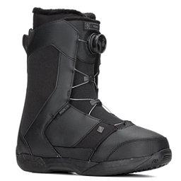 Ride Rook Boa Snowboard Boots 2018, Black, 256