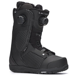 Ride Cadence Focus Boa Womens Snowboard Boots 2018, Black, 256