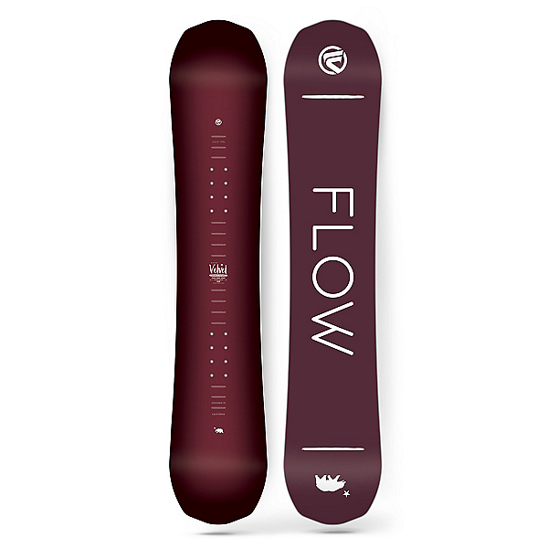 Flow Micron Velvet Girls Snowboard 2018, , 600
