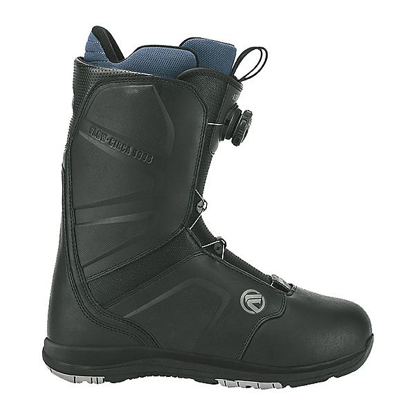 Flow Aero Boa Coiler Snowboard Boots, Black, 600