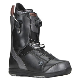 Flow Tracer Boa Coiler Snowboard Boots, Black, 256