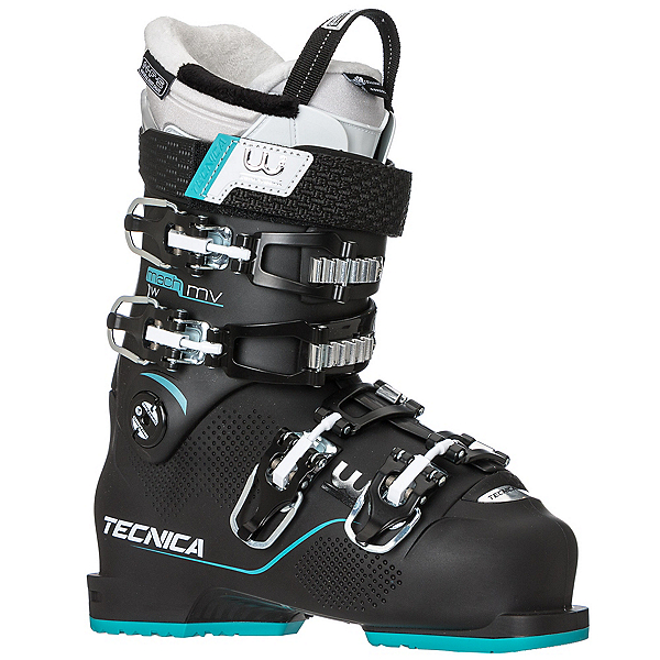 Tecnica Mach 1 85 W MV Womens Ski Boots 2018, , 600