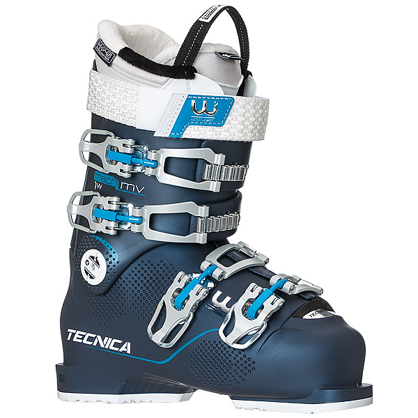Tecnica Mach 1 75 W MV Womens Ski Boots 2018, , 600