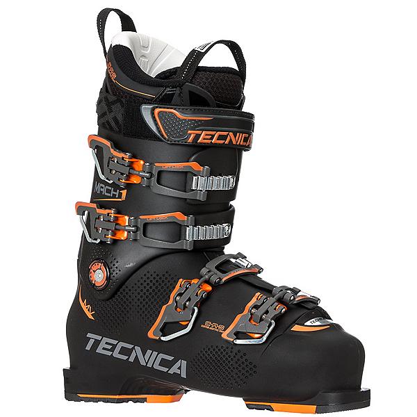 Tecnica Mach 1 100 MV Ski Boots, Black, 600
