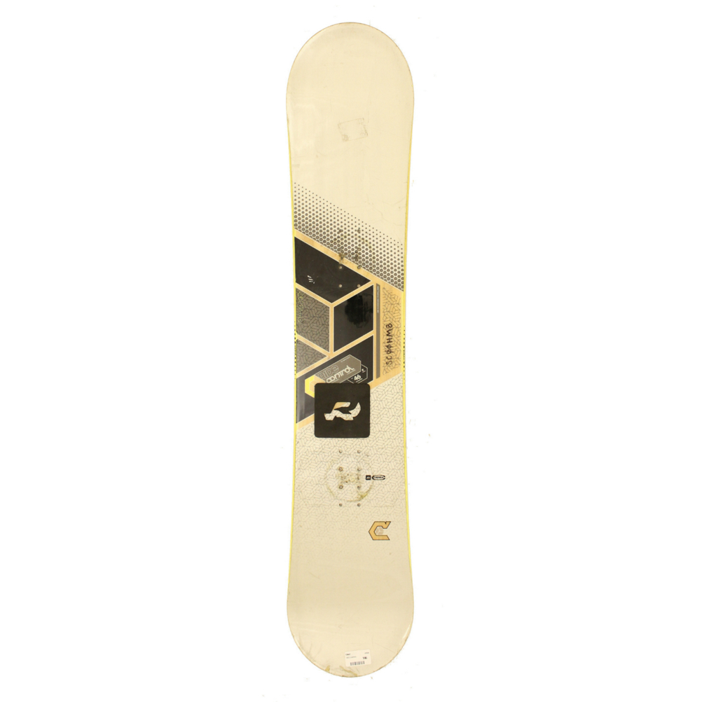 Used Ride Control Snowboard Deck Only No Bindings C SALE