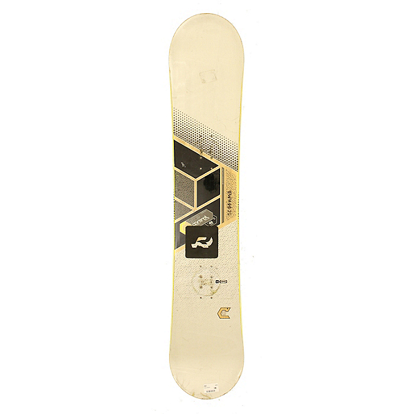 Used Ride Control Snowboard Deck Only No Bindings C, , 600