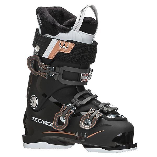 Tecnica Ten.2 85 W Womens Ski Boots, Nero, 600