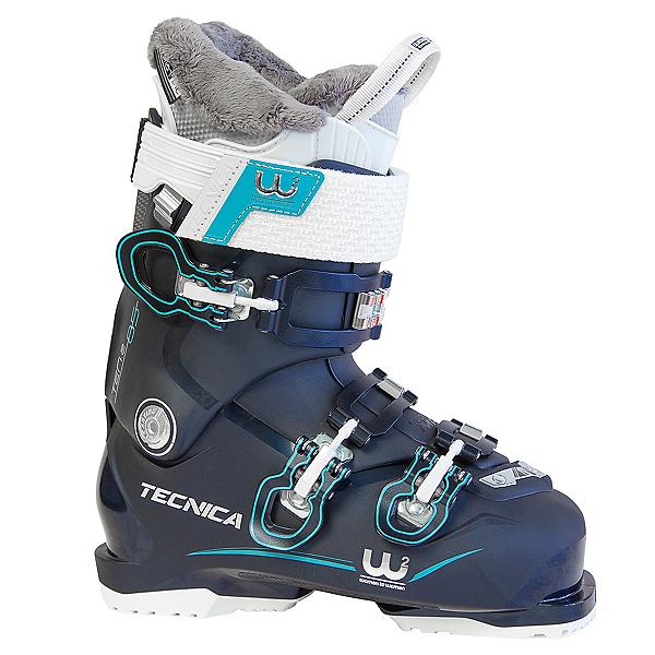 Tecnica Ten.2 85 W Womens Ski Boots, Night Blue, 600