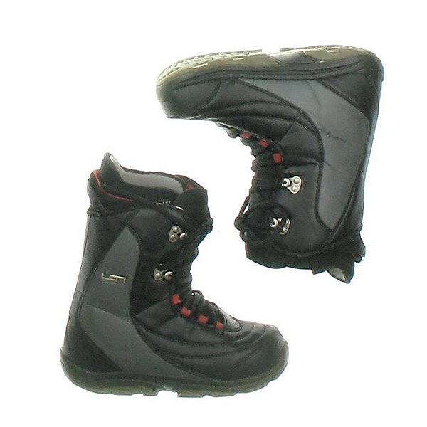Burton Used Ion Grom B/R Snowboard Boots Size 7 SALE, , 600