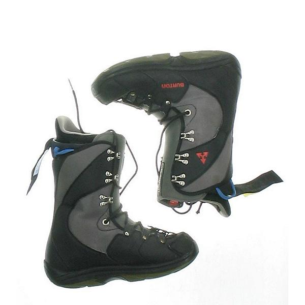 Burton Used Burton Progression Black & Gray Snowboard Boot Men's Snowboard Boots, , 600
