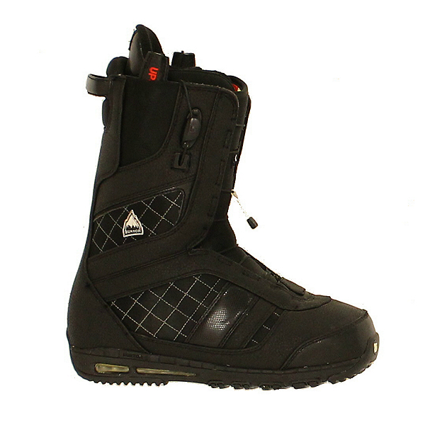 Used Burton Ruler Snowboard Boots Size Choices Black, , 600