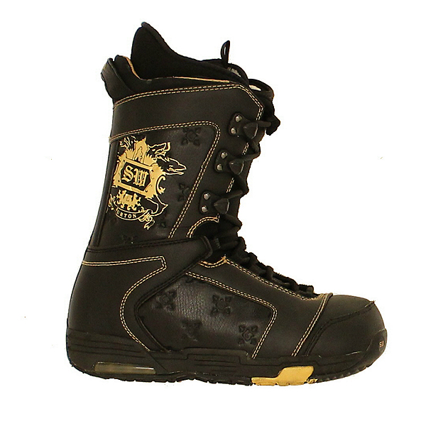Used Burton Ruler Snowboard Boots Size Choices Shaun White, , 600