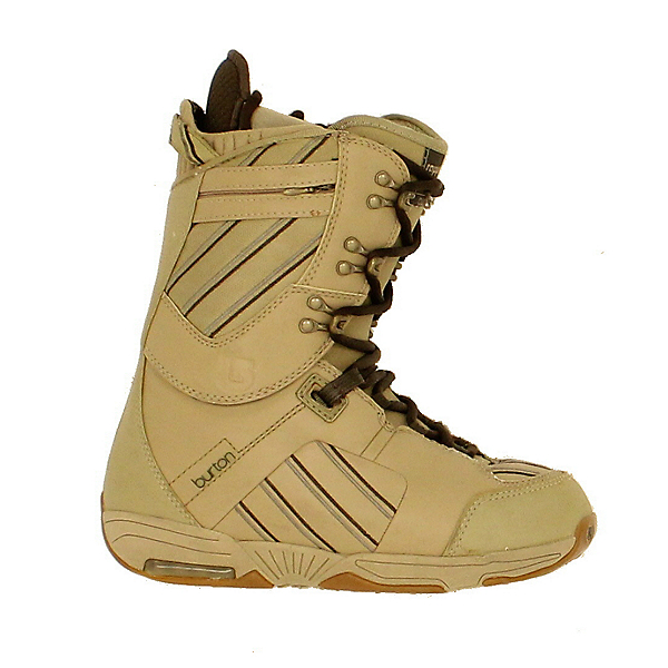 Used Burton Womens Sapphire Snowboard Boots Light Brown, , 600