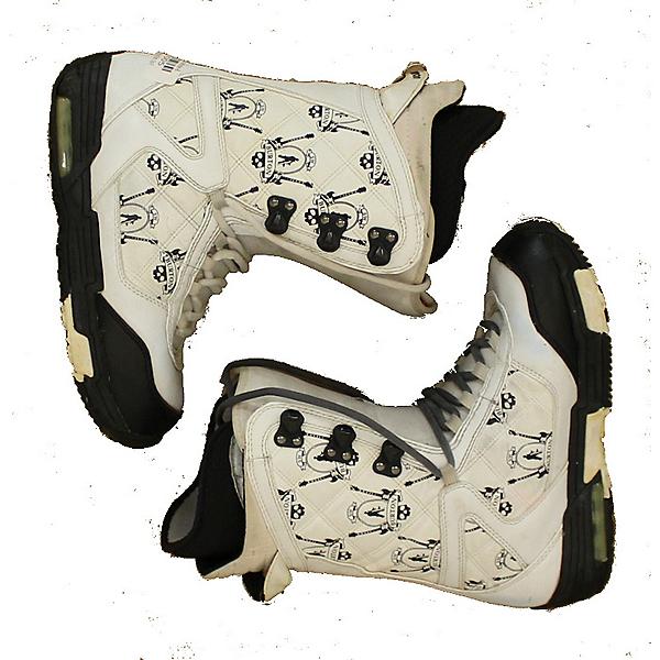 Burton Used Mens Shaun White Snowboard Boots Size Choices, , 600