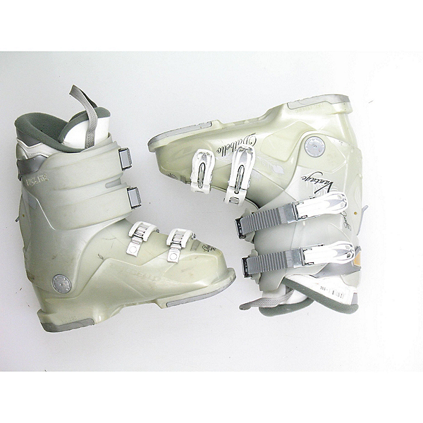 Used Dalbello Womens Vantage Sport Ski Boots SALE, Gray, 600