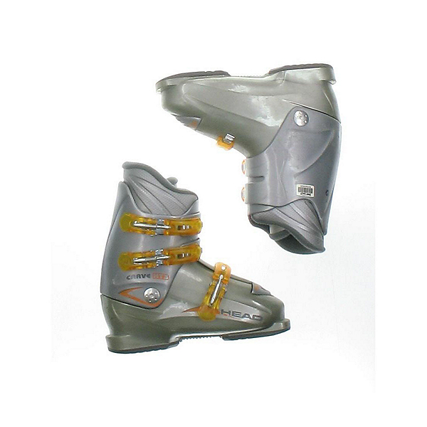 Used Head Carve HT Kids Youth Size Ski Boots SALE, , 600