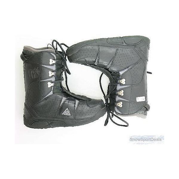 Used K2 Domain Mens Snowboard Boots SALE, Black, 600