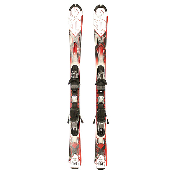 Used K2 AMP Strike Skis Salomon L10 Bindings NICE A Condition Starter Set SALE, , 600