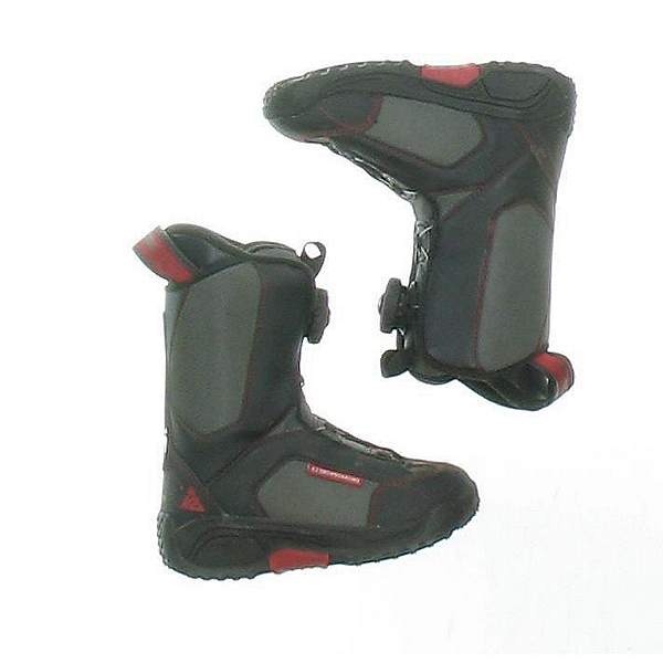 Used K2 Black and Red Snowboard Boots, , 600