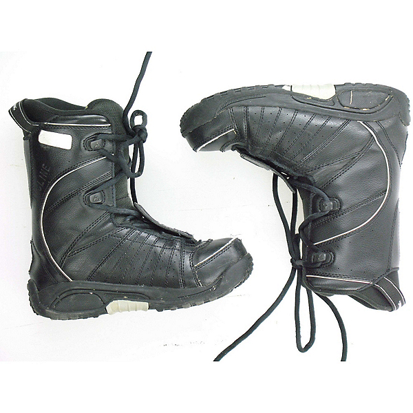 Used K2 Mini Pro Kids Youth Size Snowboard Boots SALE, , 600