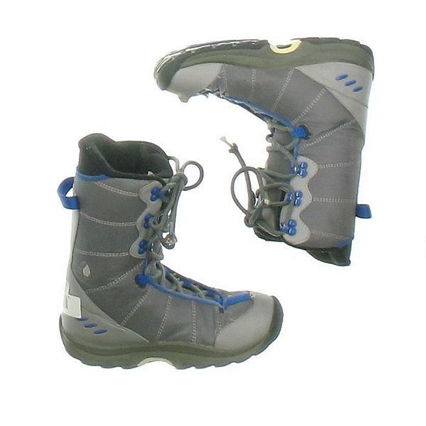 Used Liquid Triton Gray & Blue Snowboard Boots, , 600