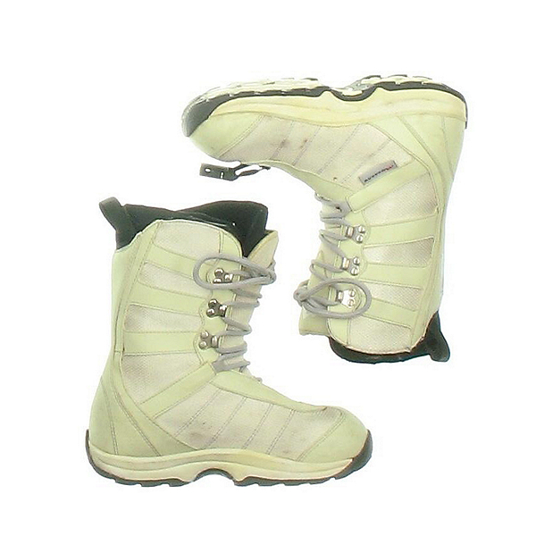 Used Morrow Wildflower Womens Snowboard Boots 7 SALE, , 600