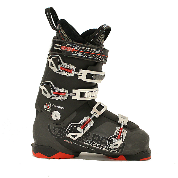 Used Nordica Hell & Back H3 Ski Boots Red Size Choices, , 600