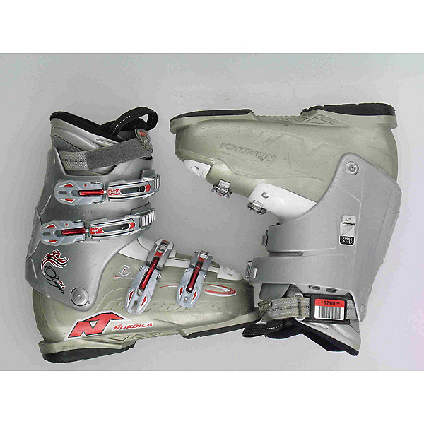 Used Nordica Olympia Womens Ski Boots Size Choice SALE, , 600