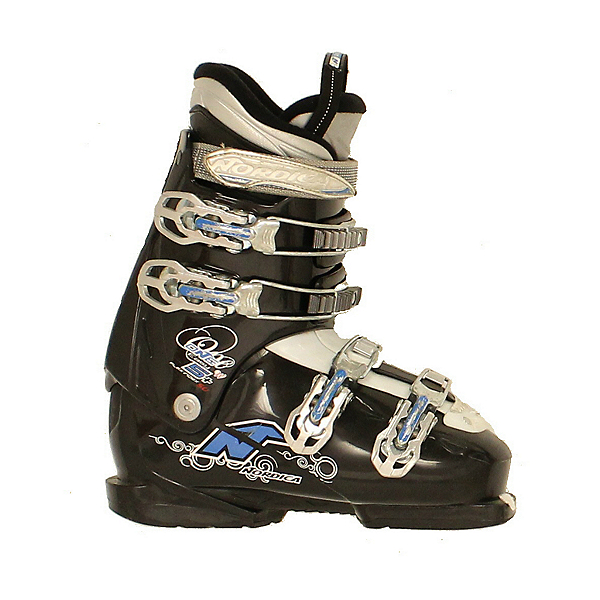 Used Nordica One Easy 5+ Womens Ski Boots US Size 6.5, , 600