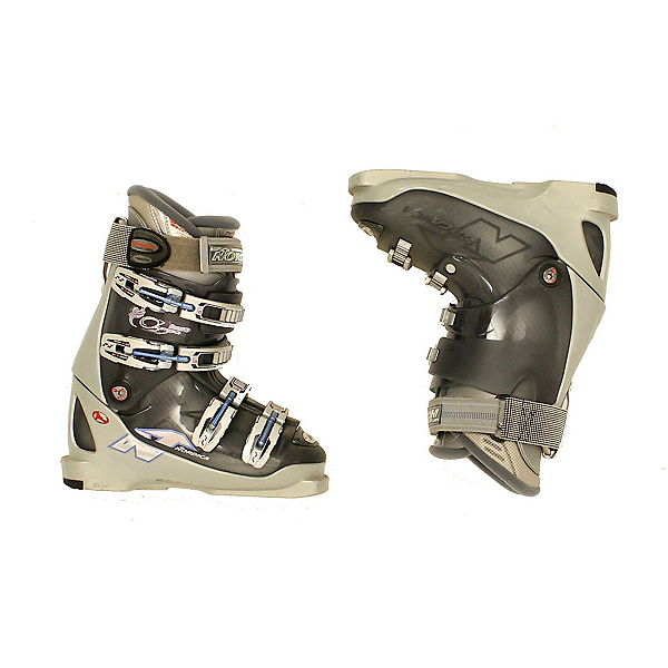 Used Womens Nordica Olympia Beast 10 Ski Boots SALE, , 600