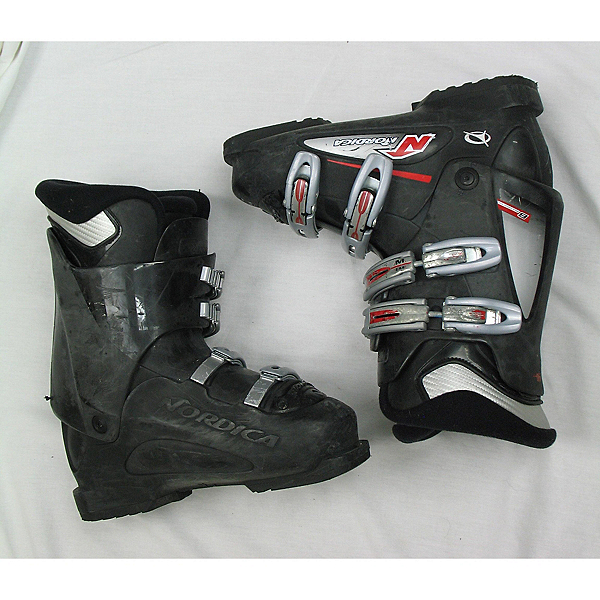 Used Nordica B Womens Ski Boot Size Choices SALE, , 600