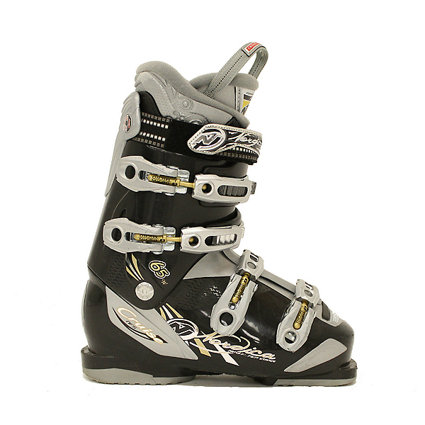 Used 2014 Womens Nordica Cruise 65W Ski Boots Size Choices, , 600