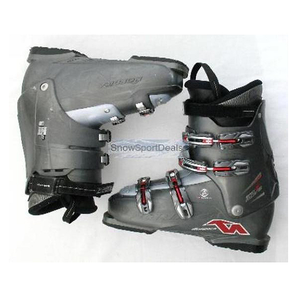 Used Used Nordica Easy Move Gray Ski Boots Women's Size 5.5 Ski Boots, , 600
