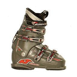 Used Nordica Easy Move S Ski Boots, Dark-Grey, 256