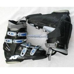Used Nordica Easy Move W Ski Boots, Black, 256