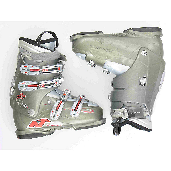 Used Nordica Olympia Em S Womens Ski Boots SALE 6.5, , 600