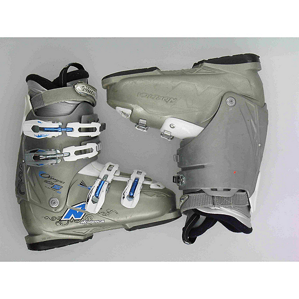 Used Nordica Olympia One S Womens Ski Boots SALE 7, , 600