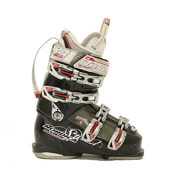 Used Womens 2010 Nordica Speedmachine 105W Ski Boots Ski Boots, , 600