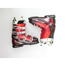 Used Nordica Speed Machine 110 Ski Boots Size Choices SALE, Red, 256